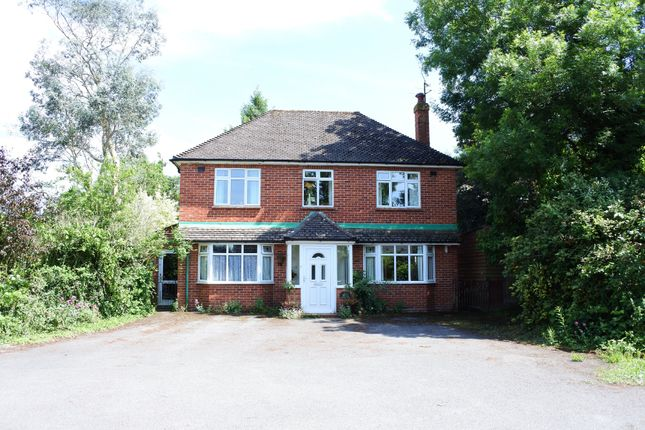 Thumbnail Detached house for sale in Ham Lane, Shaftesbury Road, Gillingham