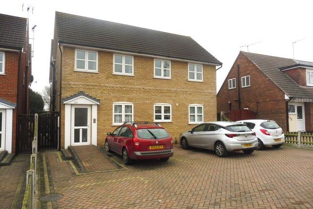 Thumbnail Flat for sale in Ferry Road, Hullbridge, Hockley