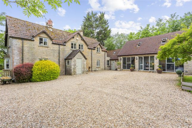 5 bed detached house for sale in Crudwell Road, Malmesbury, Wiltshire SN16