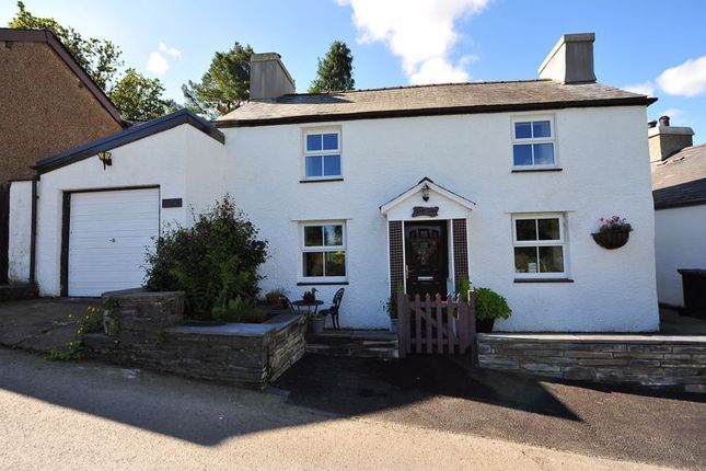 3 bed detached house for sale in High Street, Dolwyddelan LL25