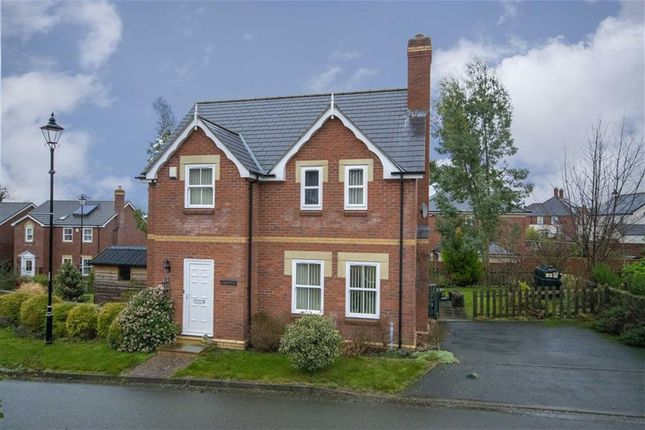 Thumbnail Detached house for sale in Mortimer Road, Montgomery