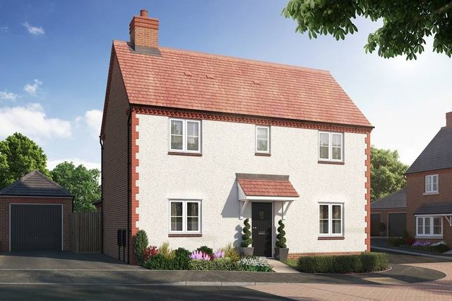 "Thumbnail Property for sale in ""The Datchet With Garden Room"" at Kiln Lane, Leigh Sinton, Malvern"