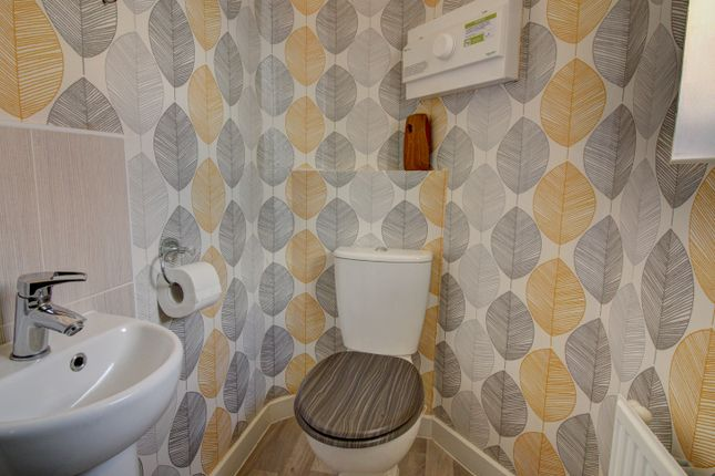 Guest WC of Sherwood Drive, Cannock WS11