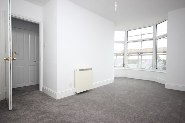 Thumbnail Flat to rent in Milehouse Road, Stoke, Plymouth