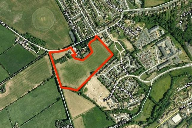 Thumbnail Land for sale in Residential Land At Glenover Fields, Scarrowscant Lane, Haverfordwest