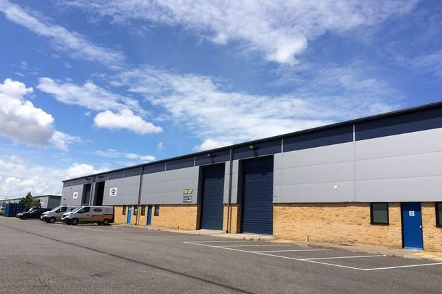 Industrial to let in Unit X3, Capital Business Park, Cardiff