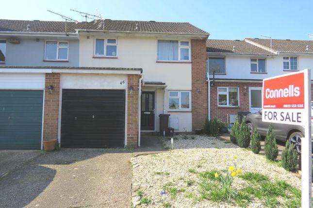 Thumbnail Terraced house for sale in Northmoor Way, Wareham