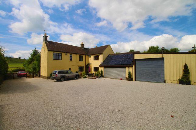 Thumbnail Detached house for sale in Longcliffe, Brassington, Matlock