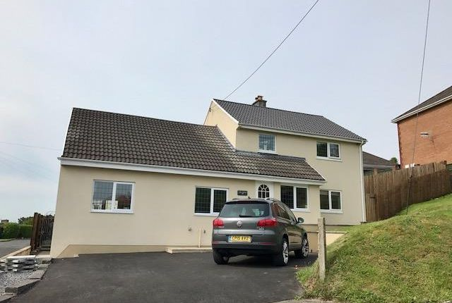 Thumbnail Detached house for sale in Clayton Road, Pontarddulais, Swansea