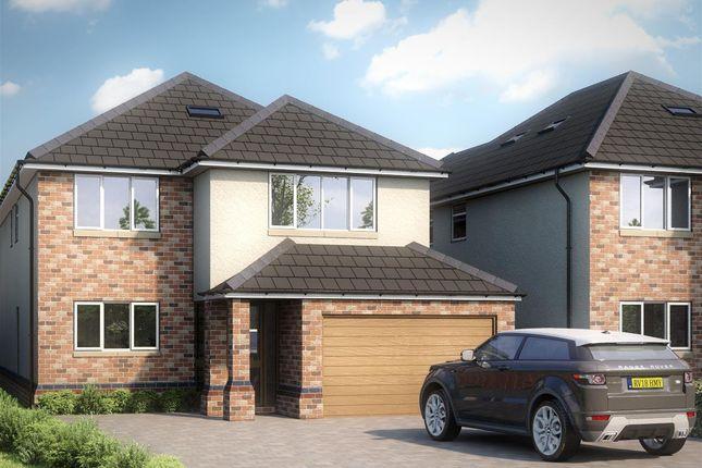Thumbnail Detached house for sale in Main Road, Kingsleigh Park Homes, Benfleet