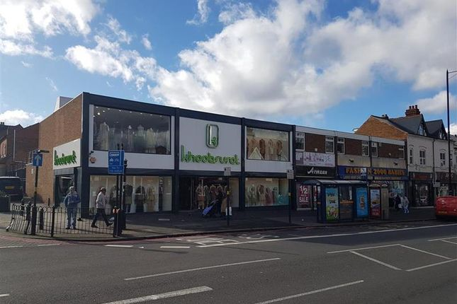 Thumbnail Commercial property for sale in 445-447B Stratford Road, Birmingham, West Midlands
