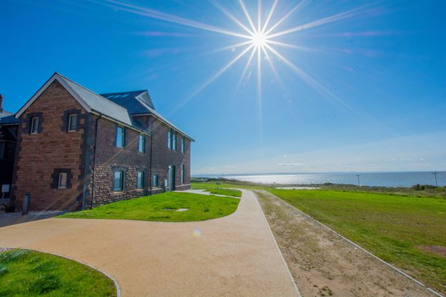 Thumbnail Flat for sale in Apartment 16 At The Links, Rest Bay, Porthcawl