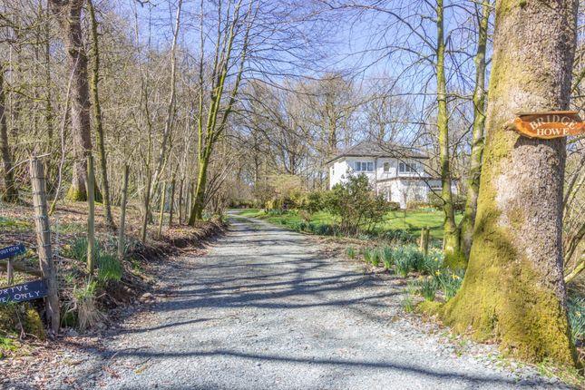 Thumbnail Detached house for sale in Bridge Howe, Skelwith Bridge, Ambleside