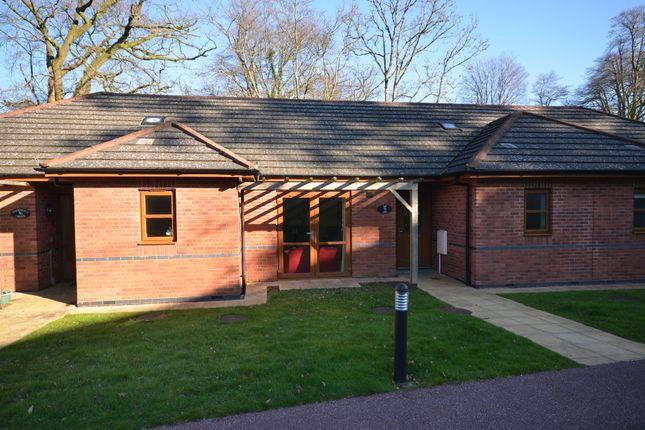 Thumbnail Bungalow for sale in 24 The Paddocks, Gittisham Hill Park, Honiton, Devon