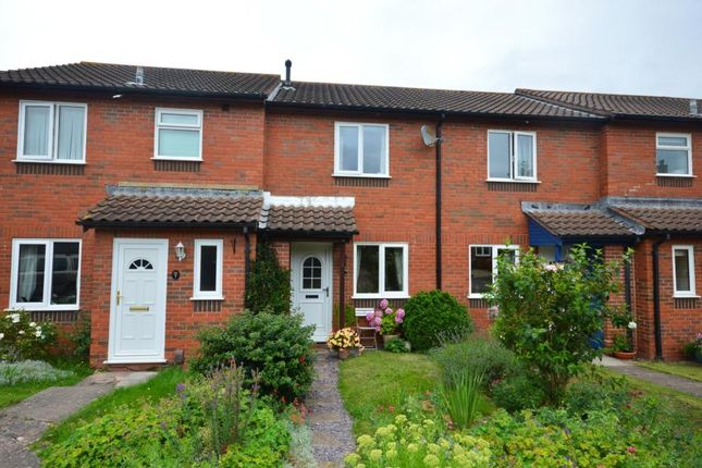Thumbnail Terraced house for sale in Three Corner Place, Exeter, Devon