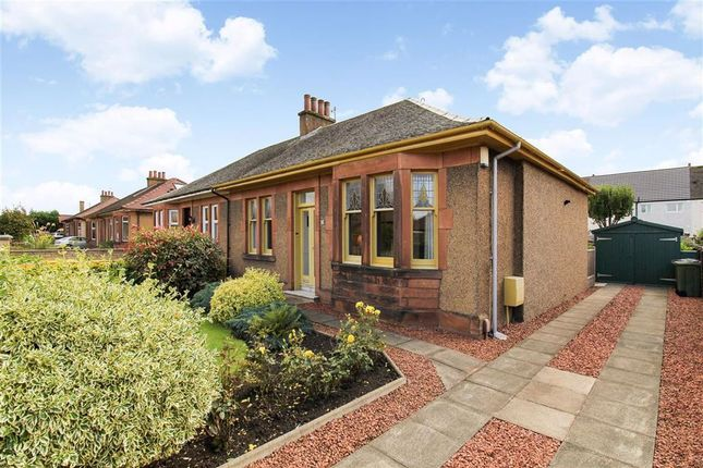 Thumbnail Semi-detached bungalow for sale in St. Andrews Road, Renfrew