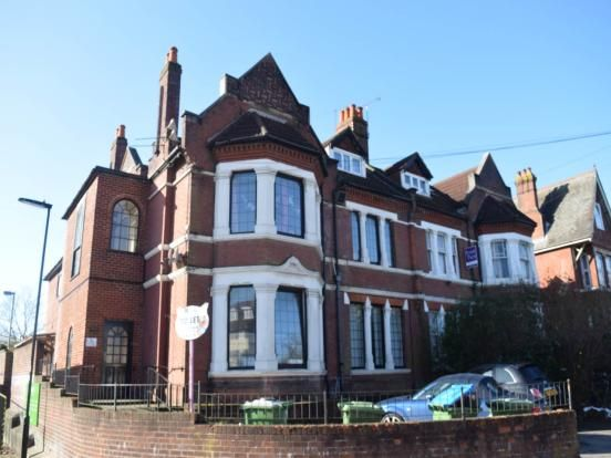 Thumbnail Flat to rent in Brookvale Road, Southampton