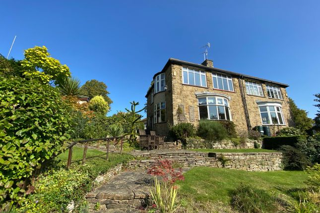 Thumbnail Semi-detached house for sale in Abbey Lane, Beauchief