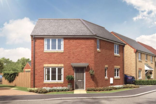 3 bed semi-detached house for sale in The Newbury, Eastrea Road, Whittlesey, Peterborough PE7