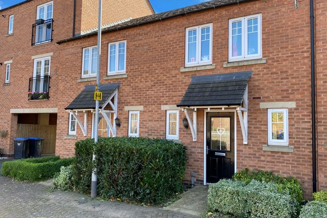 Thumbnail Terraced house for sale in Dairy Way, Kibworth Harcourt, 0