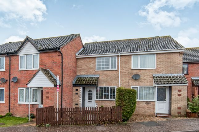 Thumbnail Terraced house for sale in St Michaels Road, Long Stratton, Norwich