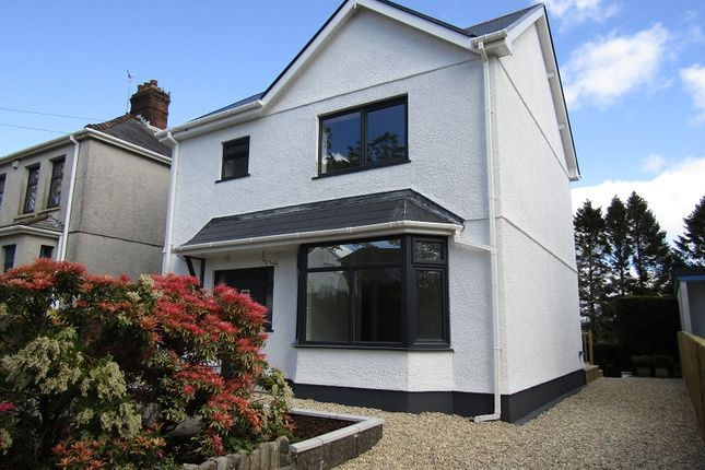 Thumbnail Detached house for sale in Clasemont Road, Morriston, Swansea.