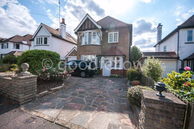 Thumbnail 4 bed property to rent in Cornwall Road, Sutton