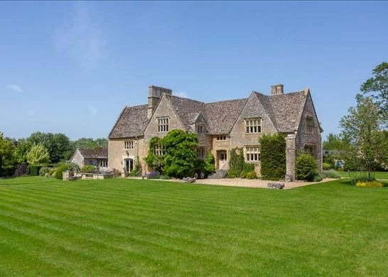 Thumbnail Detached house for sale in Church Close, Bampton, Oxfordshire