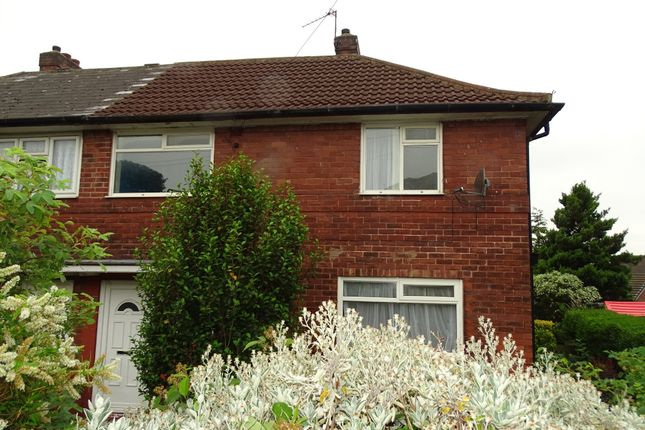 Thumbnail Semi-detached house to rent in Fairfield Close, Bramley