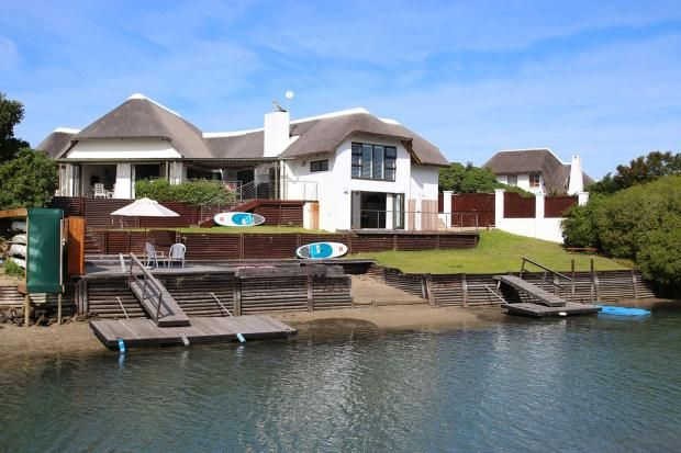 Thumbnail Property for sale in 4 Mahe Beat, Canals, St Francis Bay, Eastern Cape, 5670