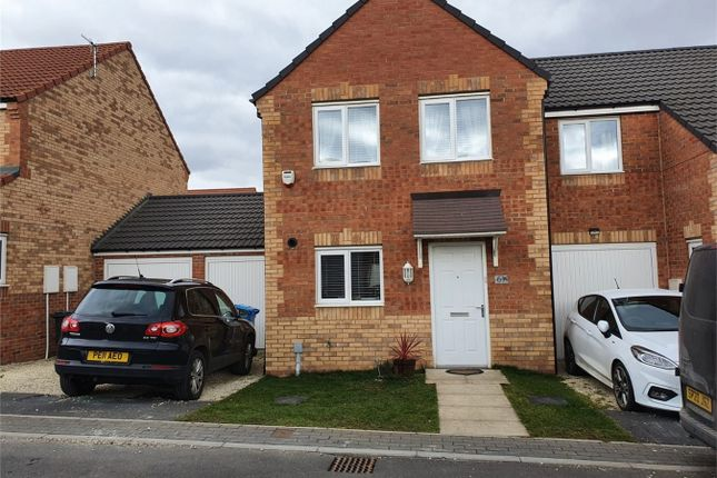 Semi-detached house for sale in Crag Hill Crescent, Sheffield, South Yorkshire S5
