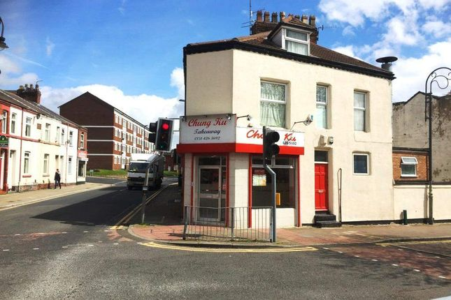 Thumbnail Restaurant/cafe for sale in Station Road, Prescot
