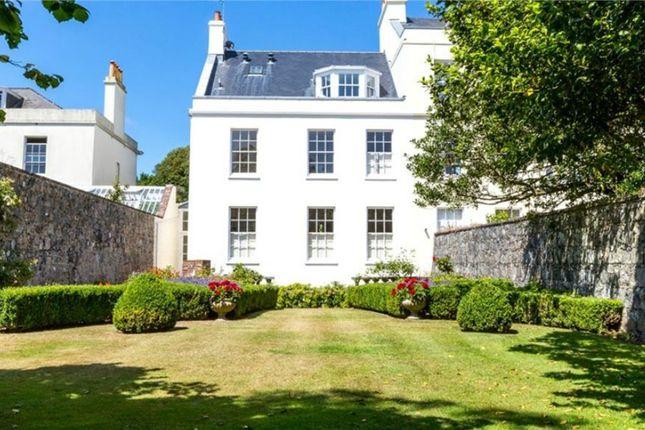 Thumbnail Semi-detached house to rent in Les Palmiers, The Grange, St Peter Port
