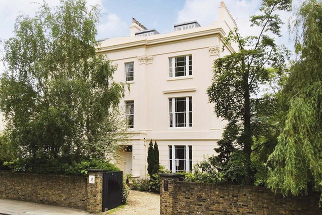 Thumbnail Detached house to rent in Prince Albert Road, London