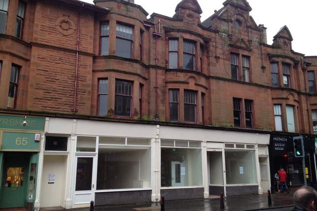 Thumbnail Office to let in 55F Titchfield Street, Kilmarnock
