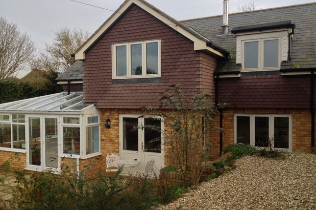Thumbnail Detached house for sale in Barr Lane, Burton Bradstock, Bridport