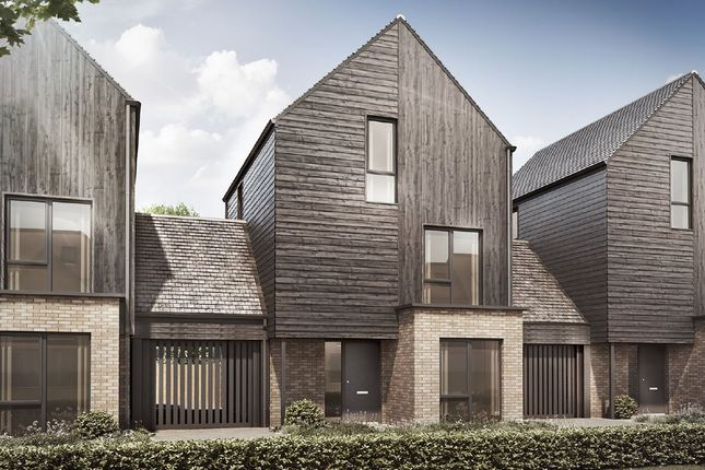 Thumbnail Detached house for sale in Pompadour At Channels, Little Waltham, Chelmsford