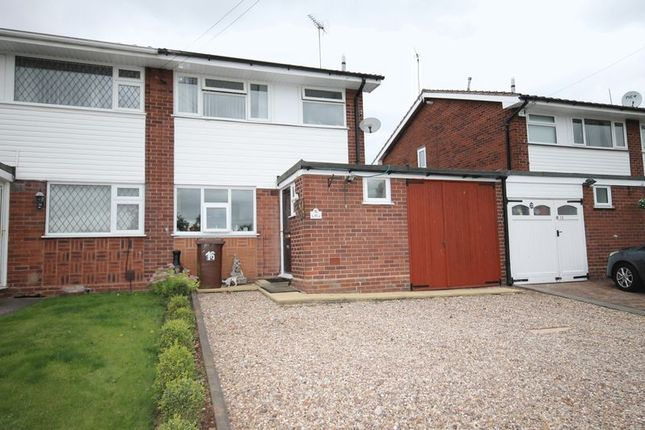 Semi-detached house for sale in Arden Close, Etchinghill, Rugeley