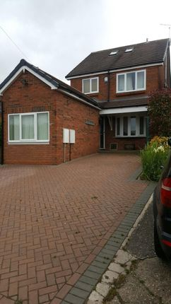 Thumbnail Detached house to rent in Peterbrook Road, Solihull