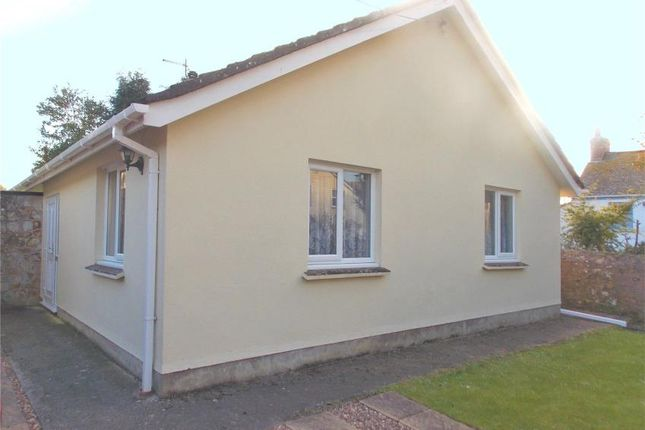 Thumbnail Detached bungalow for sale in Kery's, Queen Street, Goldsithney