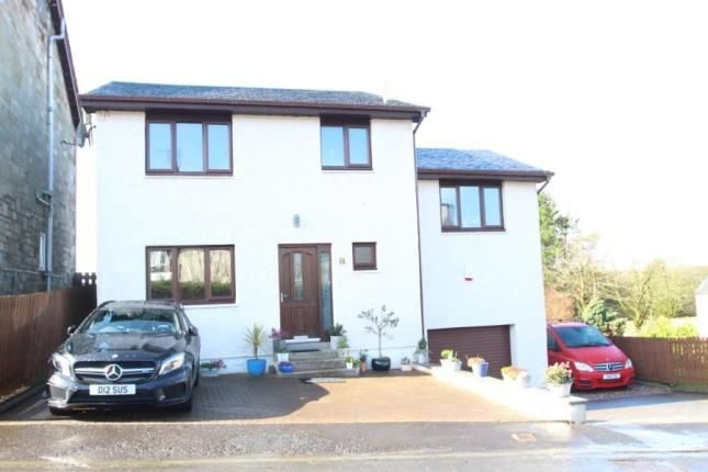 Thumbnail Detached house for sale in Kirkford, Stewarton, East Ayrshire