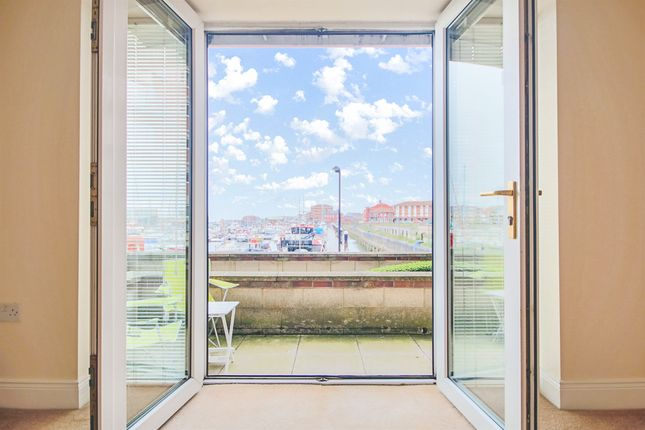Thumbnail Flat for sale in Quayside, Hartlepool