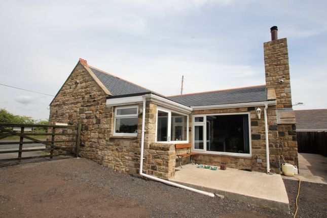 Thumbnail Detached bungalow for sale in Waskerley, Consett