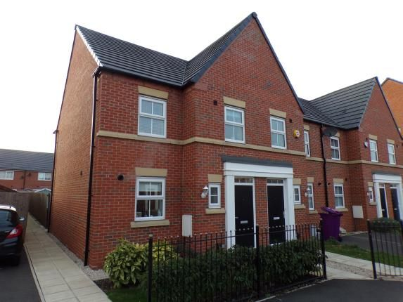 Thumbnail Semi-detached house for sale in Maregreen Road, Kirkdale, Liverpool, Merseyside