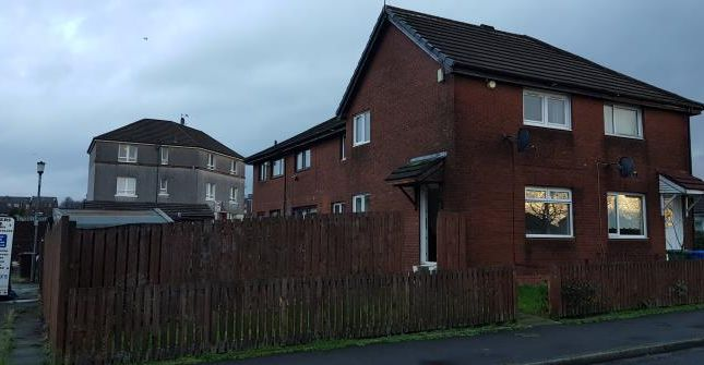 Thumbnail End terrace house to rent in Maukinfauld Court, Glasgow