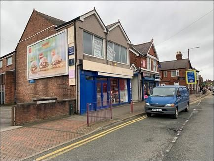 Thumbnail Retail premises for sale in 50 Chester Road East, Shotton, Deeside, Flintshire