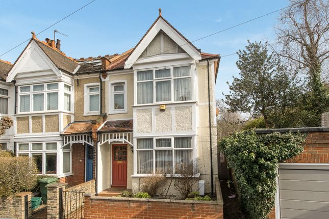 3 bed end terrace house for sale in Cannon Hill Lane, London