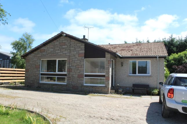 Thumbnail Bungalow to rent in The Blairs, Blairdaff, Inverurie, Aberdeenshire