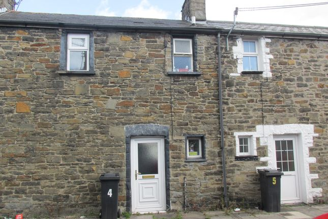 Thumbnail Terraced house for sale in Nightingale Street, Abercanaid, Merthyr Tydfil