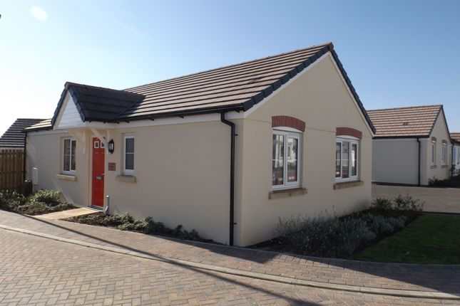 Thumbnail Detached bungalow for sale in Tregony Road, Probus, Truro